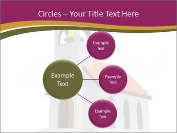 Church Vector PowerPoint Templates - Slide 79