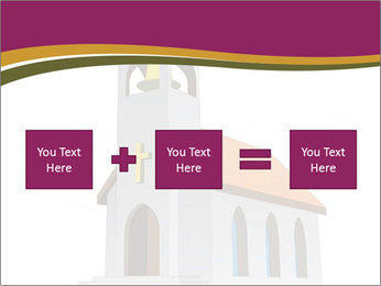 Church Vector PowerPoint Templates - Slide 95