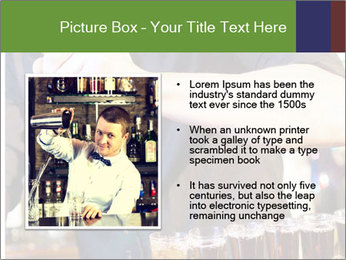 Bar And Alcohol PowerPoint Templates - Slide 13