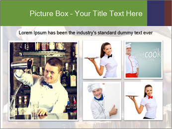 Bar And Alcohol PowerPoint Templates - Slide 19