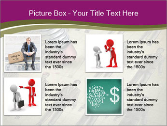 Downsizing Concept PowerPoint Templates - Slide 14