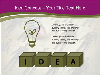Downsizing Concept PowerPoint Templates - Slide 80