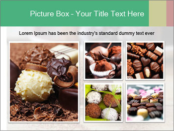 Chocolate Trufflels PowerPoint Templates - Slide 19