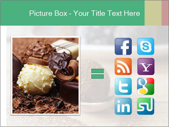 Chocolate Trufflels PowerPoint Templates - Slide 21