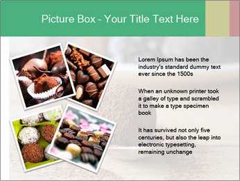 Chocolate Trufflels PowerPoint Templates - Slide 23