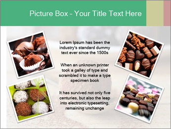 Chocolate Trufflels PowerPoint Templates - Slide 24