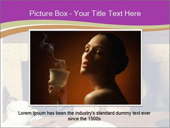 Woman Eats Dessert PowerPoint Template - Slide 15