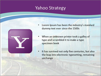 Loaded Locomotive PowerPoint Templates - Slide 11