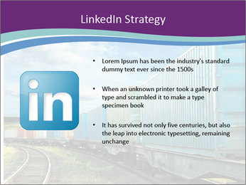 Loaded Locomotive PowerPoint Templates - Slide 12