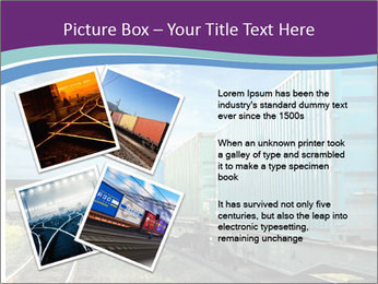 Loaded Locomotive PowerPoint Templates - Slide 23