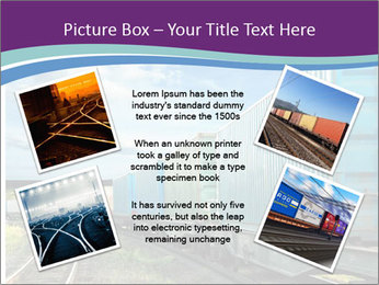 Loaded Locomotive PowerPoint Templates - Slide 24