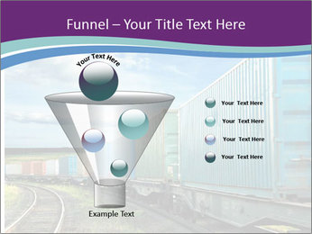 Loaded Locomotive PowerPoint Templates - Slide 63