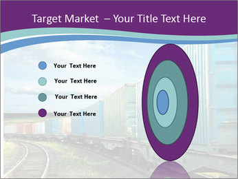 Loaded Locomotive PowerPoint Templates - Slide 84
