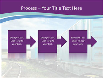 Loaded Locomotive PowerPoint Templates - Slide 88