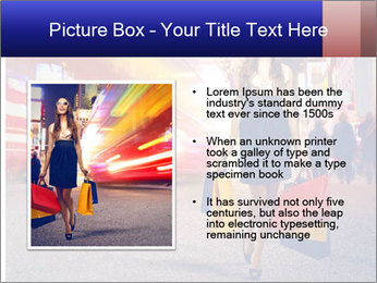 Fashion Shopping PowerPoint Templates - Slide 13