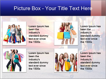 Fashion Shopping PowerPoint Templates - Slide 14
