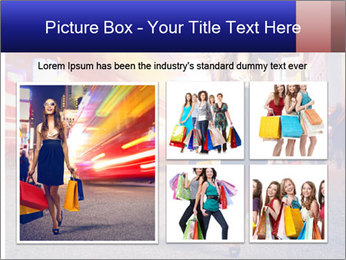 Fashion Shopping PowerPoint Templates - Slide 19