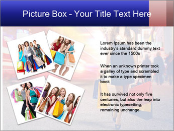 Fashion Shopping PowerPoint Templates - Slide 23