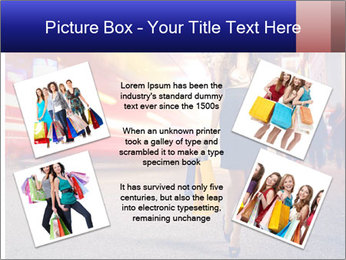Fashion Shopping PowerPoint Templates - Slide 24