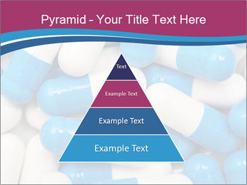 White And Blue Pills PowerPoint Template - Slide 30