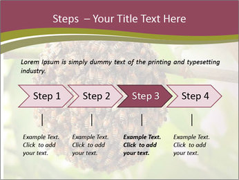 Bee Nest PowerPoint Template - Slide 4