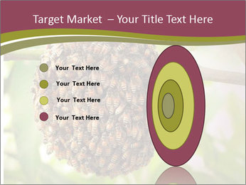 Bee Nest PowerPoint Template - Slide 84