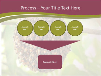 Bee Nest PowerPoint Template - Slide 93