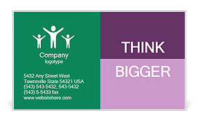 0000088858 Business Card Template