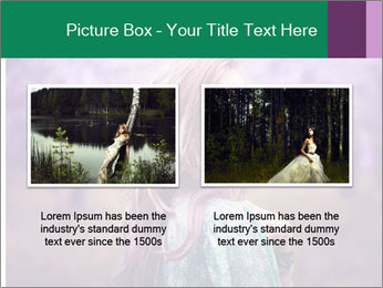 Fairy Vintage Photomodel PowerPoint Template - Slide 18