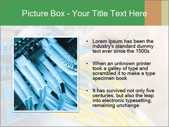Fixed Router PowerPoint Template - Slide 13