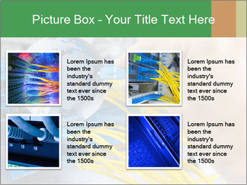 Fixed Router PowerPoint Template - Slide 14