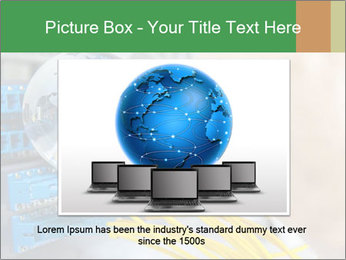 Fixed Router PowerPoint Template - Slide 15