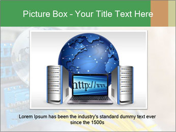Fixed Router PowerPoint Template - Slide 16