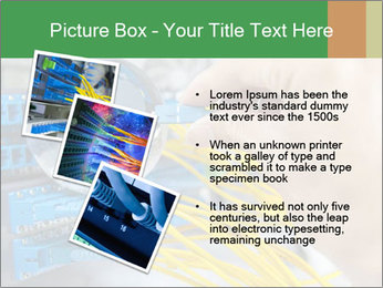 Fixed Router PowerPoint Template - Slide 17