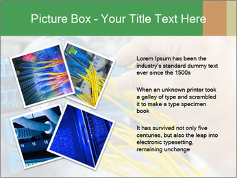 Fixed Router PowerPoint Template - Slide 23
