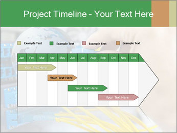 Fixed Router PowerPoint Template - Slide 25