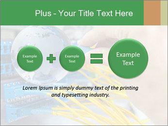 Fixed Router PowerPoint Template - Slide 75