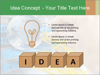 Fixed Router PowerPoint Template - Slide 80