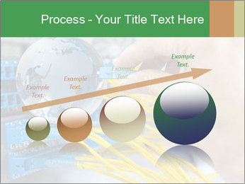 Fixed Router PowerPoint Template - Slide 87