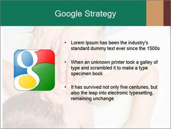 Babby Massage PowerPoint Template - Slide 10