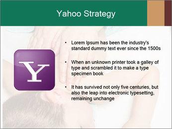 Babby Massage PowerPoint Template - Slide 11