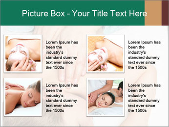 Babby Massage PowerPoint Template - Slide 14