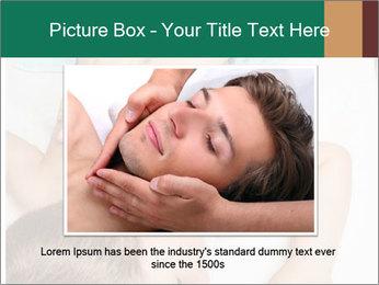 Babby Massage PowerPoint Template - Slide 16