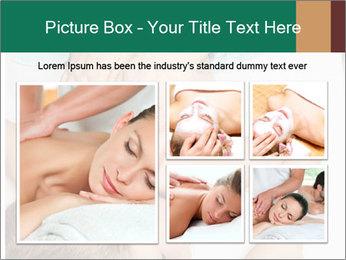 Babby Massage PowerPoint Template - Slide 19