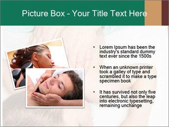 Babby Massage PowerPoint Template - Slide 20