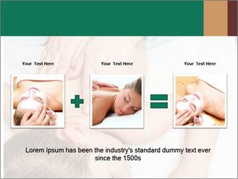 Babby Massage PowerPoint Template - Slide 22
