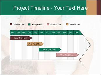 Babby Massage PowerPoint Template - Slide 25