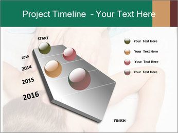 Babby Massage PowerPoint Template - Slide 26