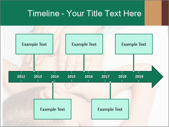 Babby Massage PowerPoint Template - Slide 28