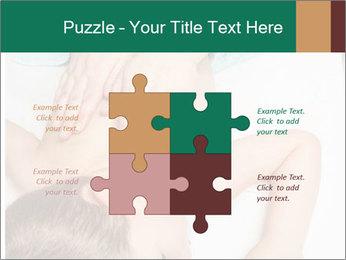Babby Massage PowerPoint Template - Slide 43